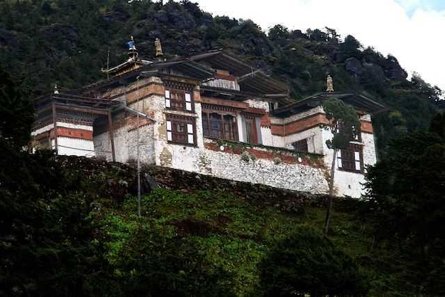 Phajoding Monastery, Khangzang Lhakhang
