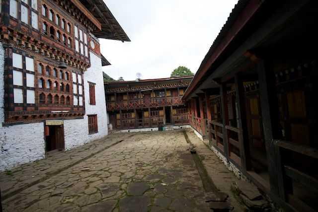 Phajoding Monastery, Monastic School