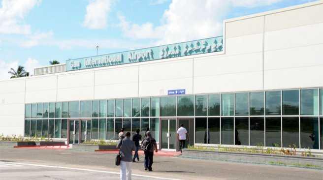 Gan International Airport, Airports of Maldives