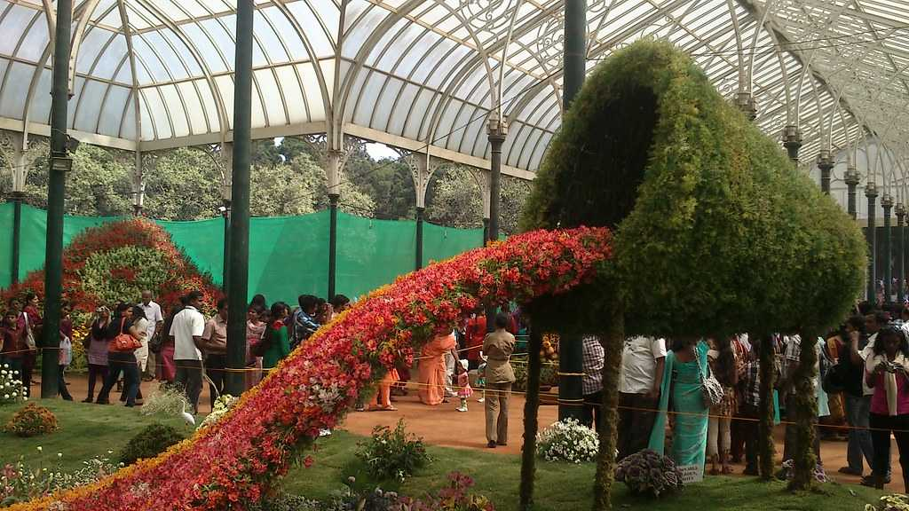 Lalbagh Gardens