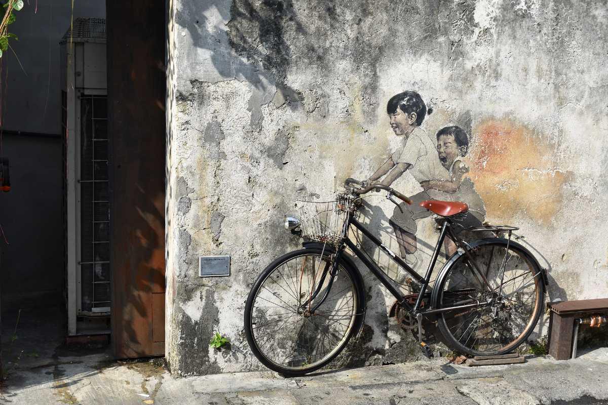 Street Art at George Town
