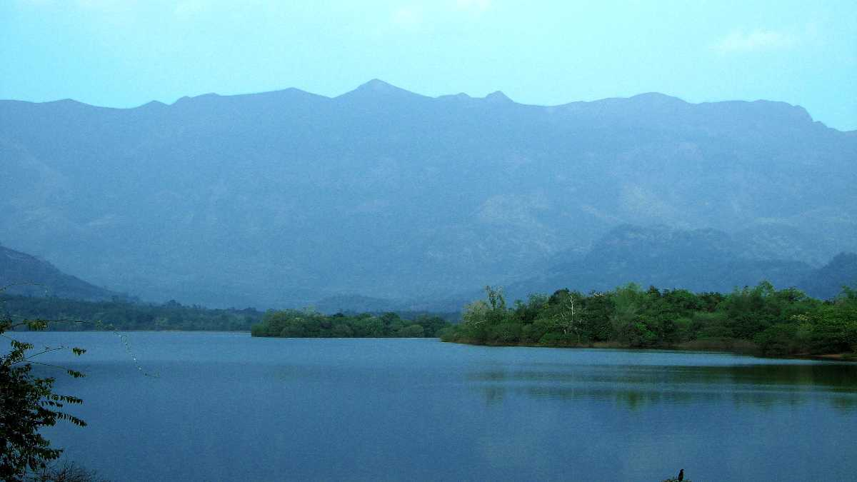 Pechiparai Reservoir in Kanyakumari District