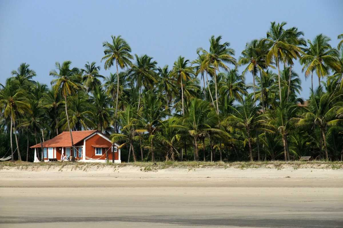 Beach in Goa, Car rentals in goa