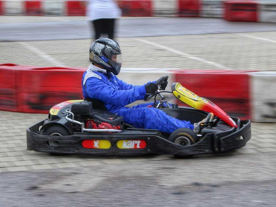 Kart Racing Reference image