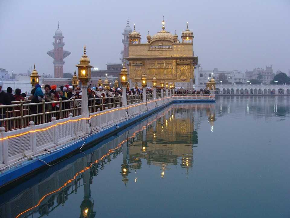 Golden Temple, facts about india