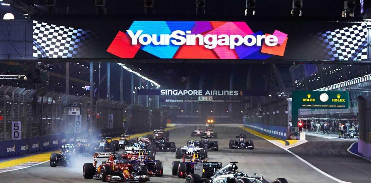 Grand Prix season Singapore, Singapore in September