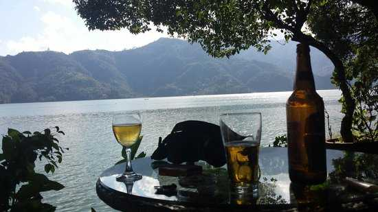 Restaurant, Lakeside Pokhara