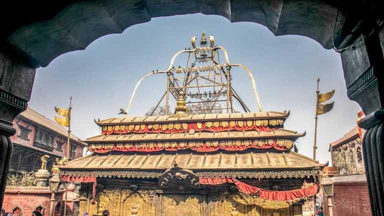 Guhyeshwari Temple, Temples in kathmandu