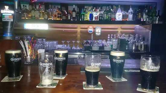 Mahe nightlife, Rogan's Irish Bar