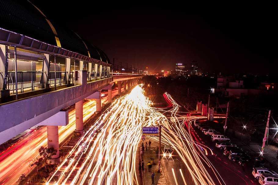 Gurgaon Highway