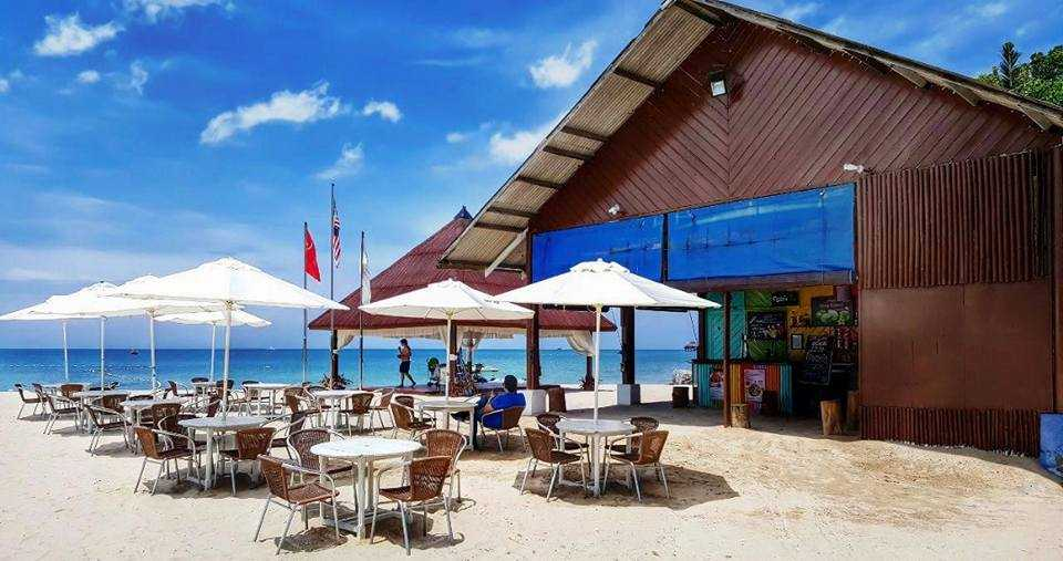Beach Restaurant at Berjaya Hotel, Langkawi