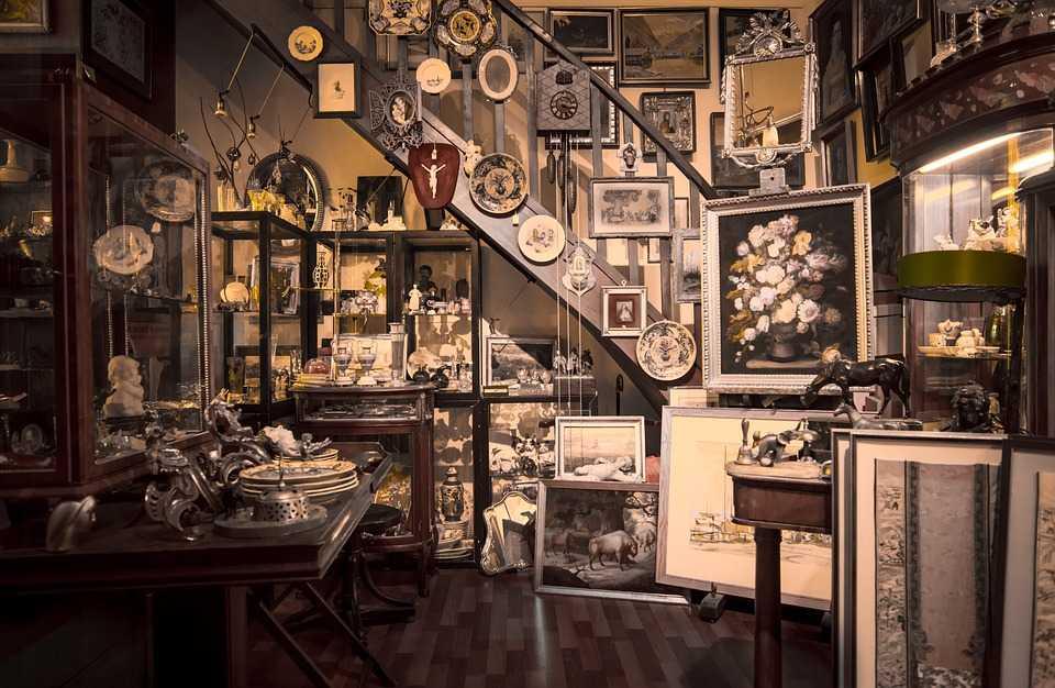 Antique Shop, Hua Hin