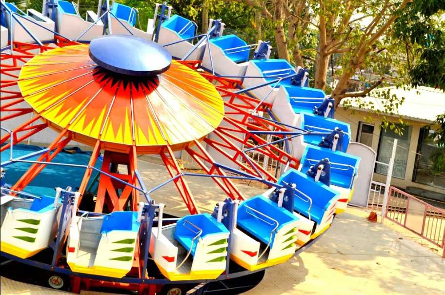 14 Amusement Parks In Surat For A Day Of Thrill And