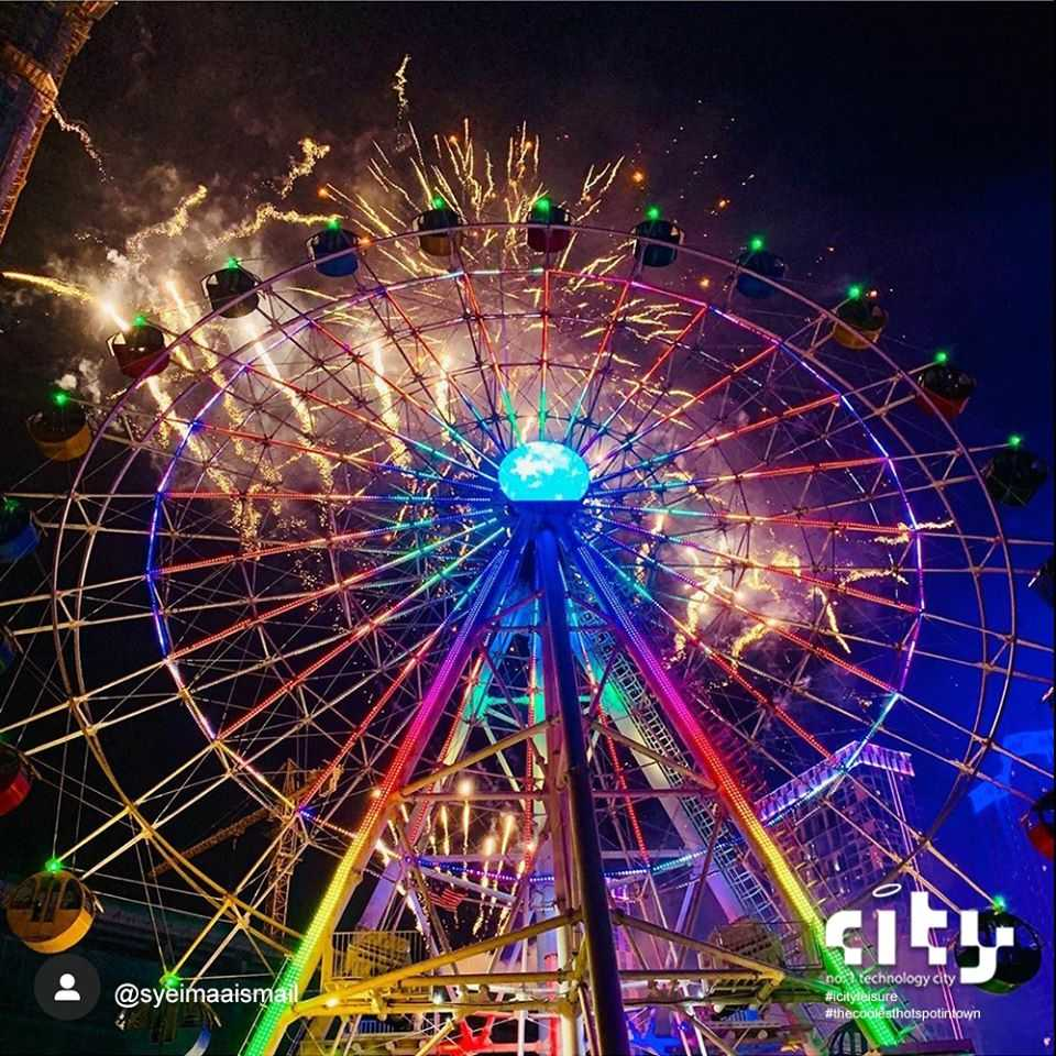i-city theme park, Malaysia
