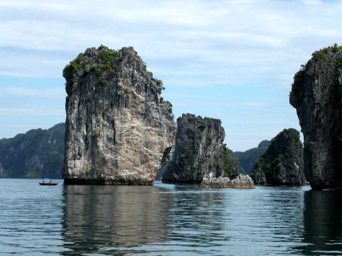 Ha Long Bay, Landscape of Vietnam