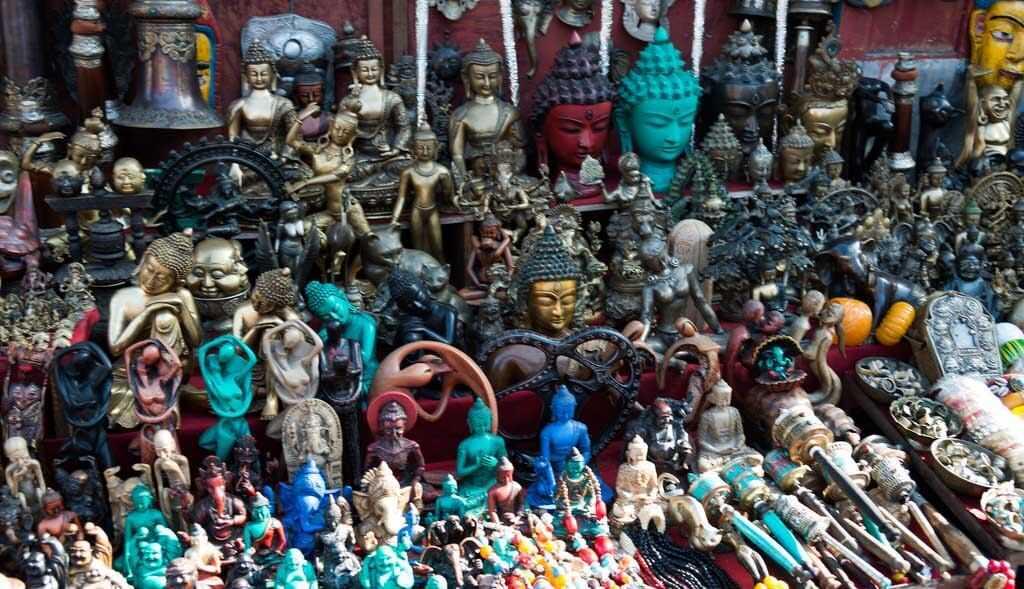 Handicrafts, Shopping in Kathmandu