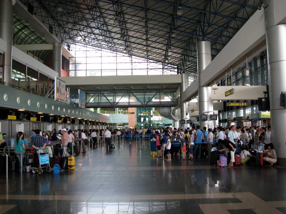 Airports in Vietnam, Noi Bai Airport Hanoi