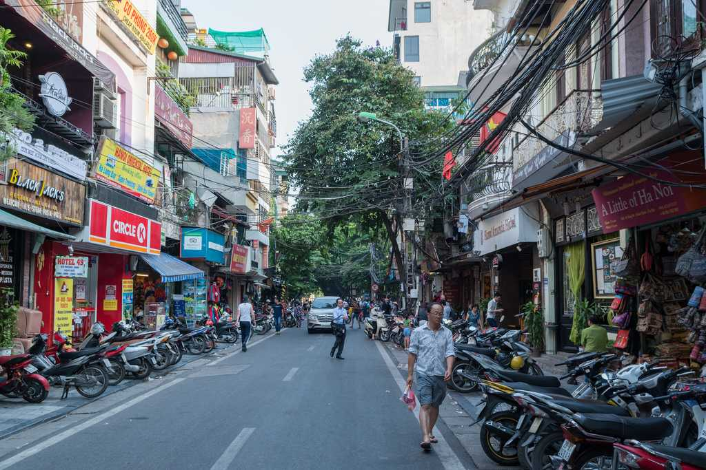 Hanoi or Ho Chi Minh City