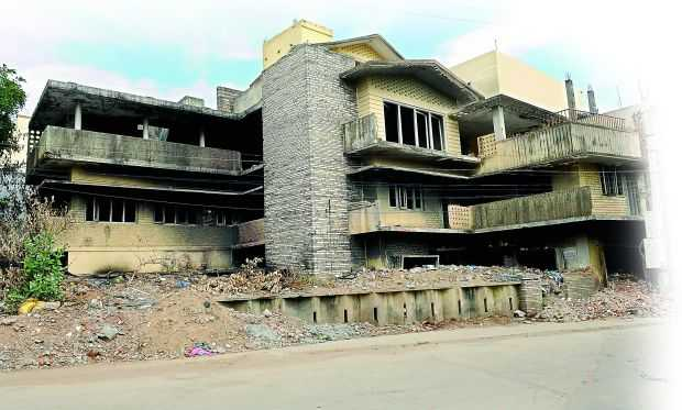 Kundanbagh House, Haunted Places in Hyderabad