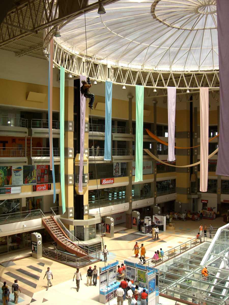 Himalaya Mall, Malls in Ahmedabad.