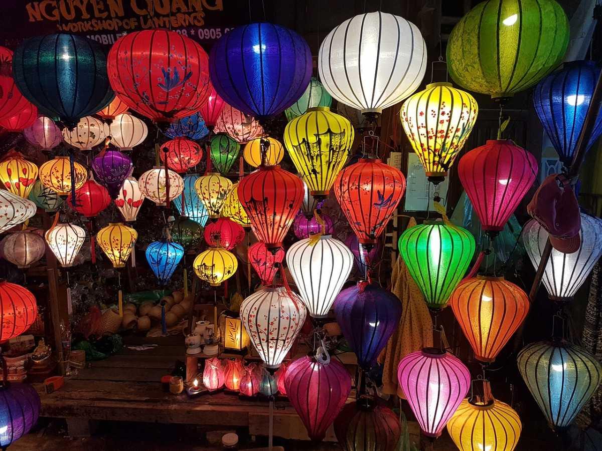 Kon Tum Market
