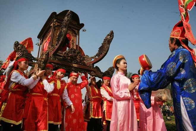 Hai Ba Trung Festival