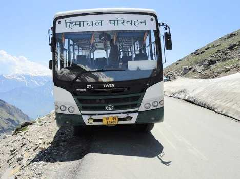 Delhi to Shimla by Bus