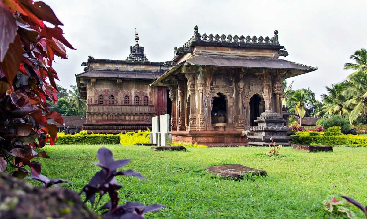 Aghoreshwara Temple at Ikkeri, Shimoga