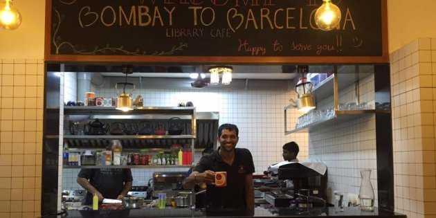 Bombay to Barcelona Library, Live Music in Mumbai