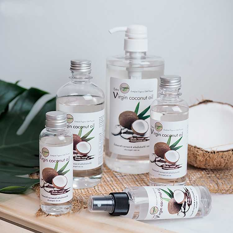 Thai Coconut Oil Products