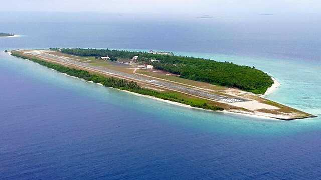 Ifuru  Airport, Maldives Airports