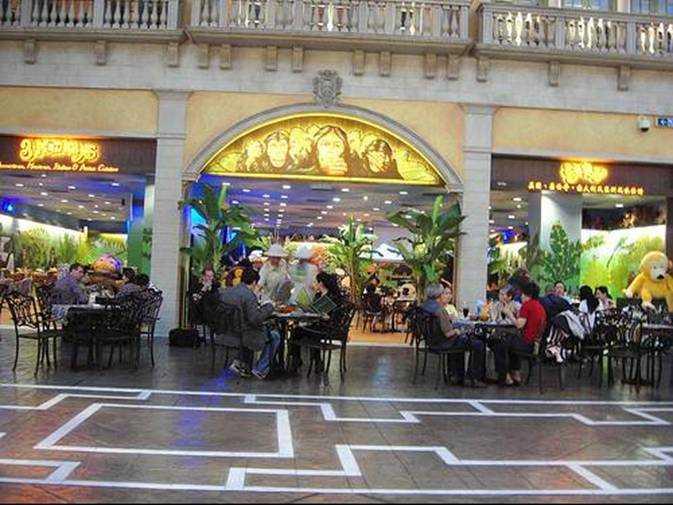 Three Monkeys Macau, Halal Food in Macau