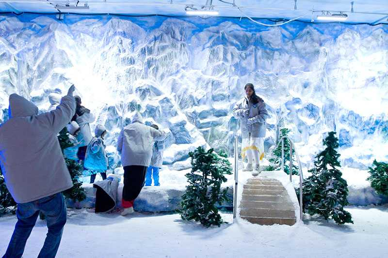 Snow World, Places in Mumbai for Kids