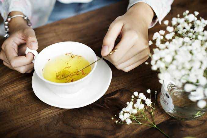 Tea plantations in