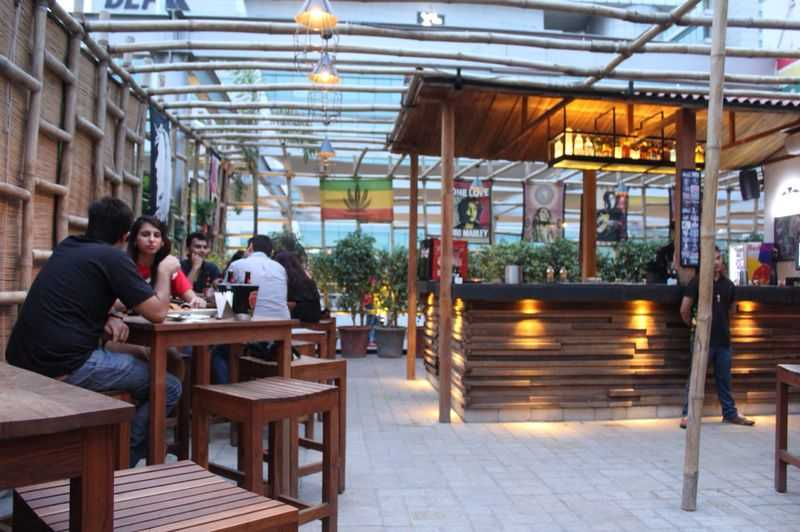 Raasta, Nightlife in Gurgaon
