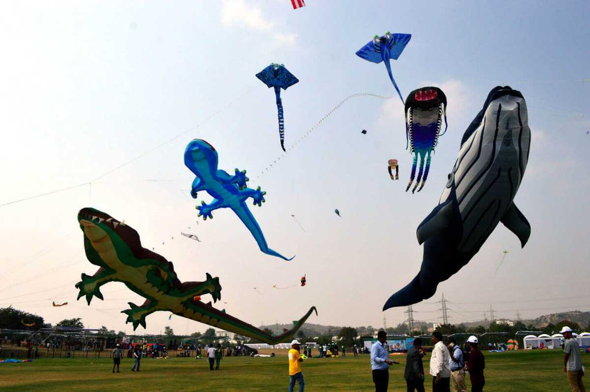 Kite Festivals in India | Where, When & How They Are Celebrated!