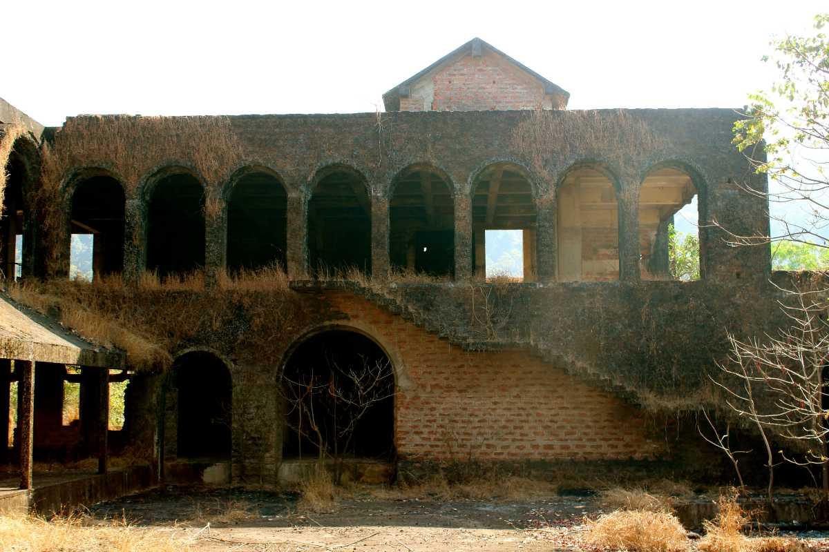Ghost Hotel, Haunted places in Goa