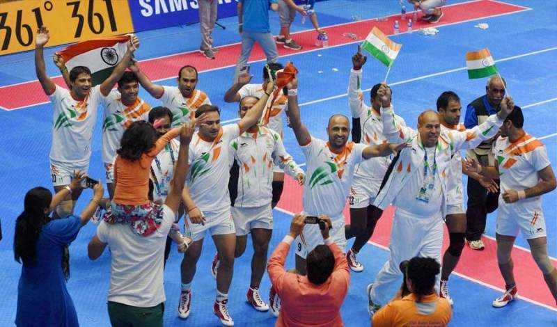 Indian National Kabaddi Team, facts about india