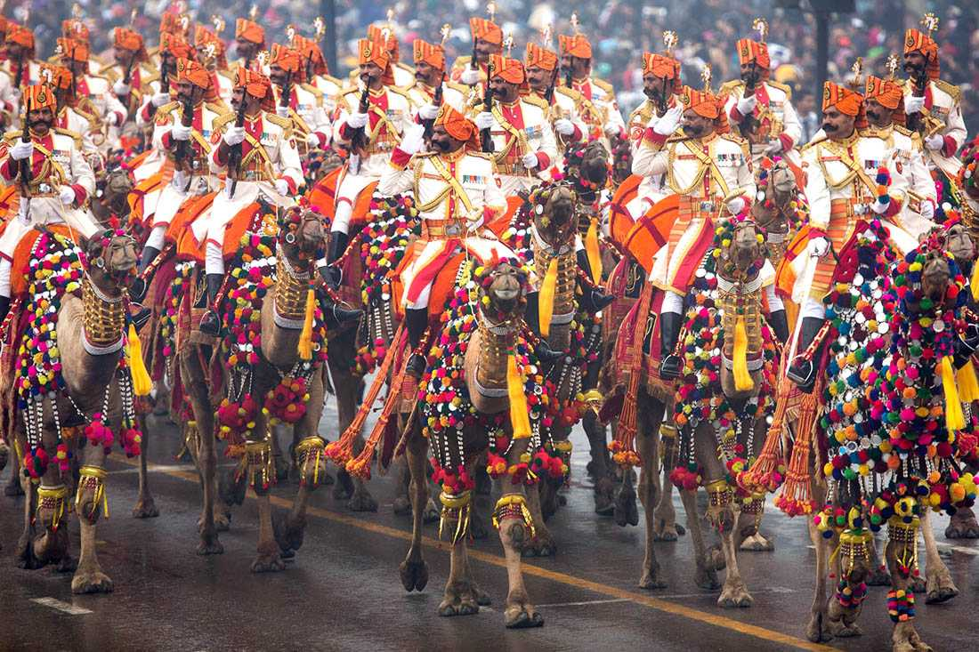 Republic Day, Festivals of India