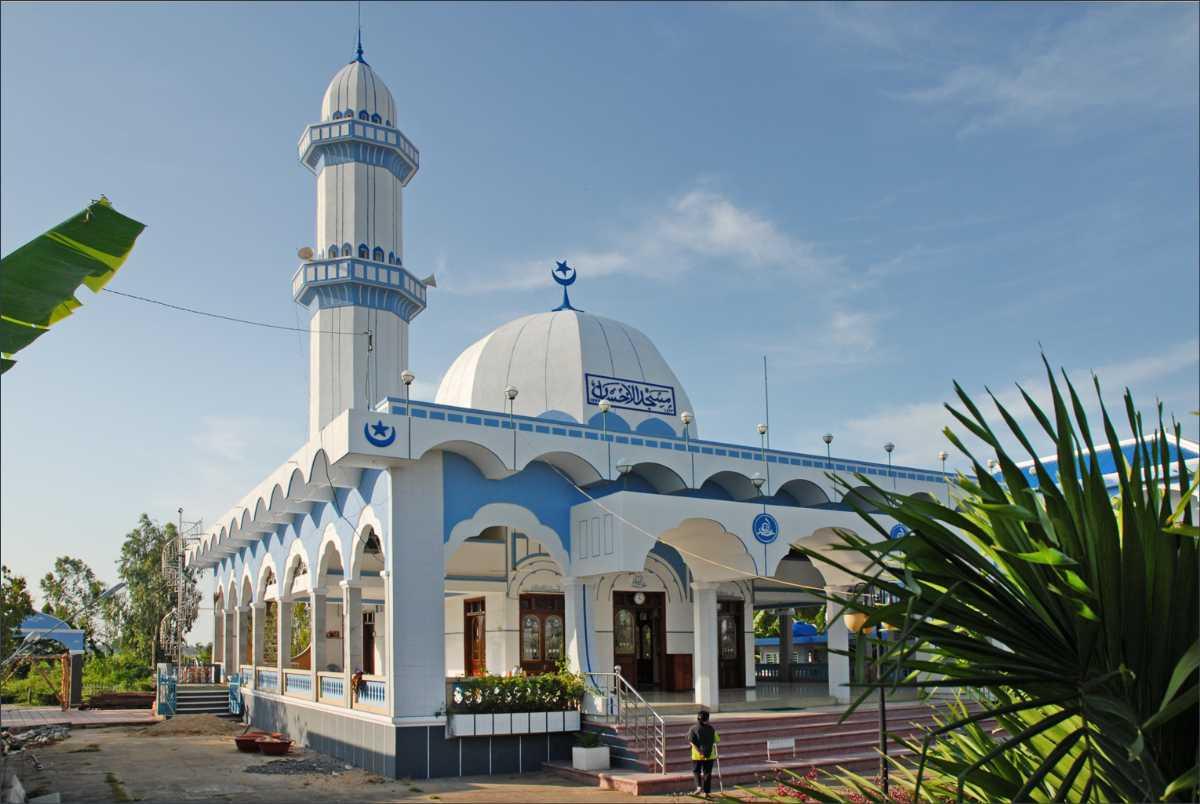 Mosque in Vietnam