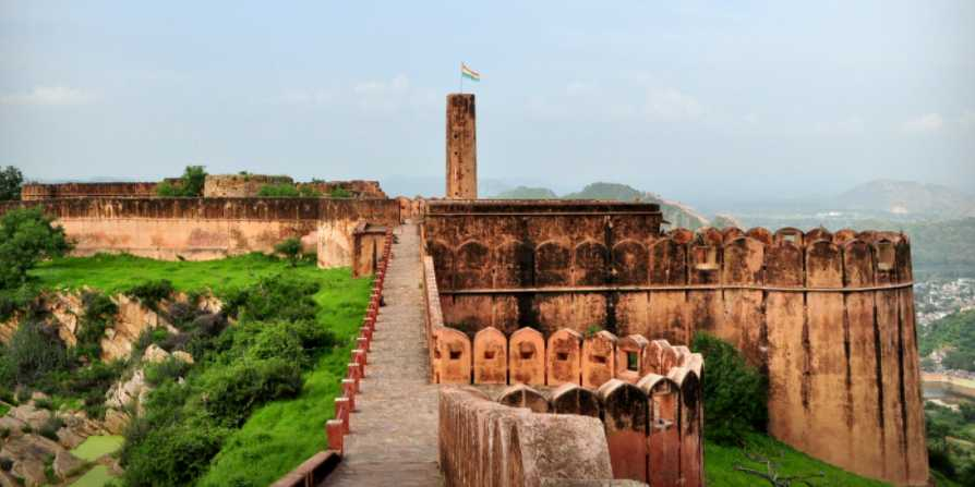 best places in rajasthan - jaigarh fort