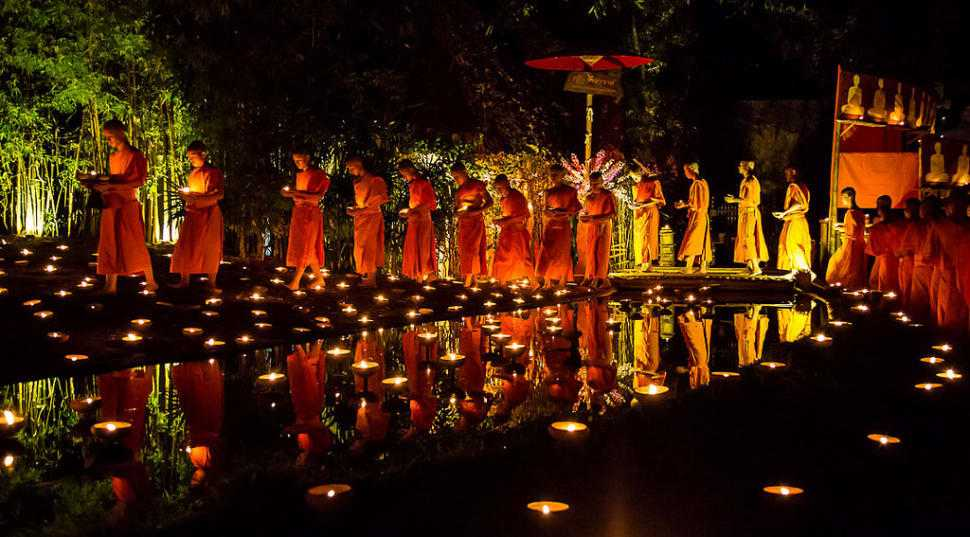 Makha Bucha Day 2019 What When And Where Holidify