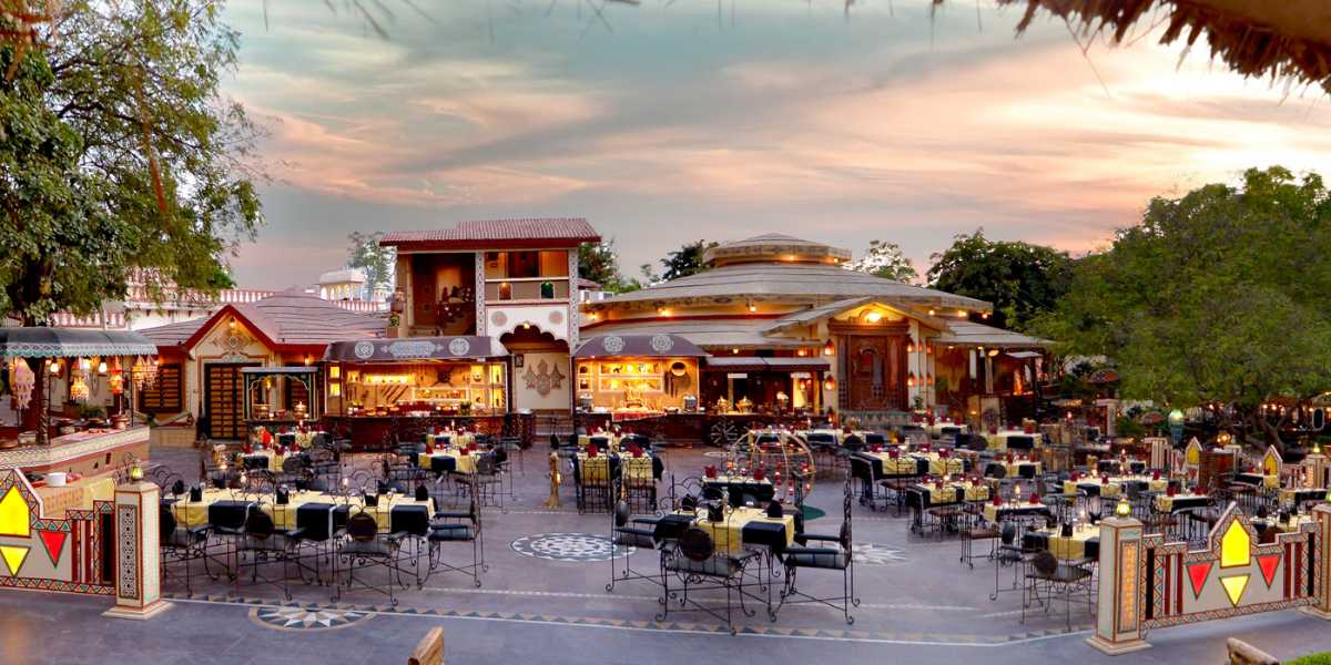 Chokhi Dhani Resort, Waterparks in Indore