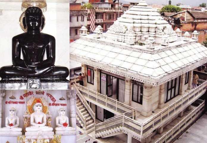 Jainism, Religions in Nepal