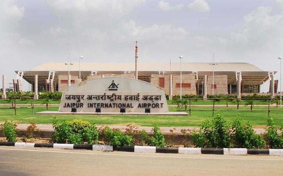 rajasthan airports, jaipur international airport