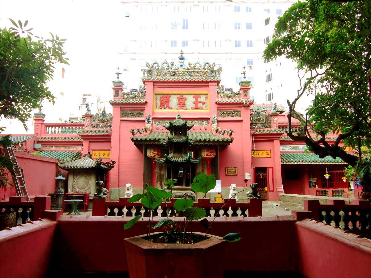 Jade Emperor Pagoda, Free Things to do in Ho Chi Minh City