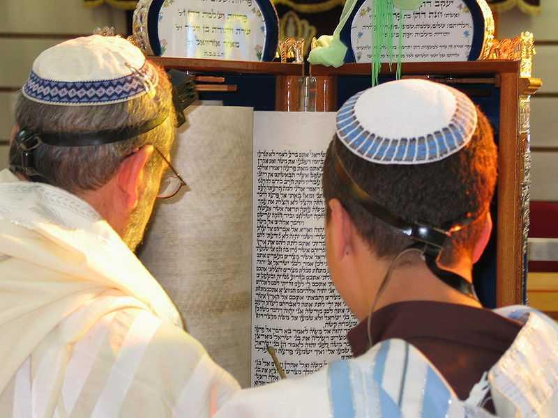 Torah Reading in Vietnam