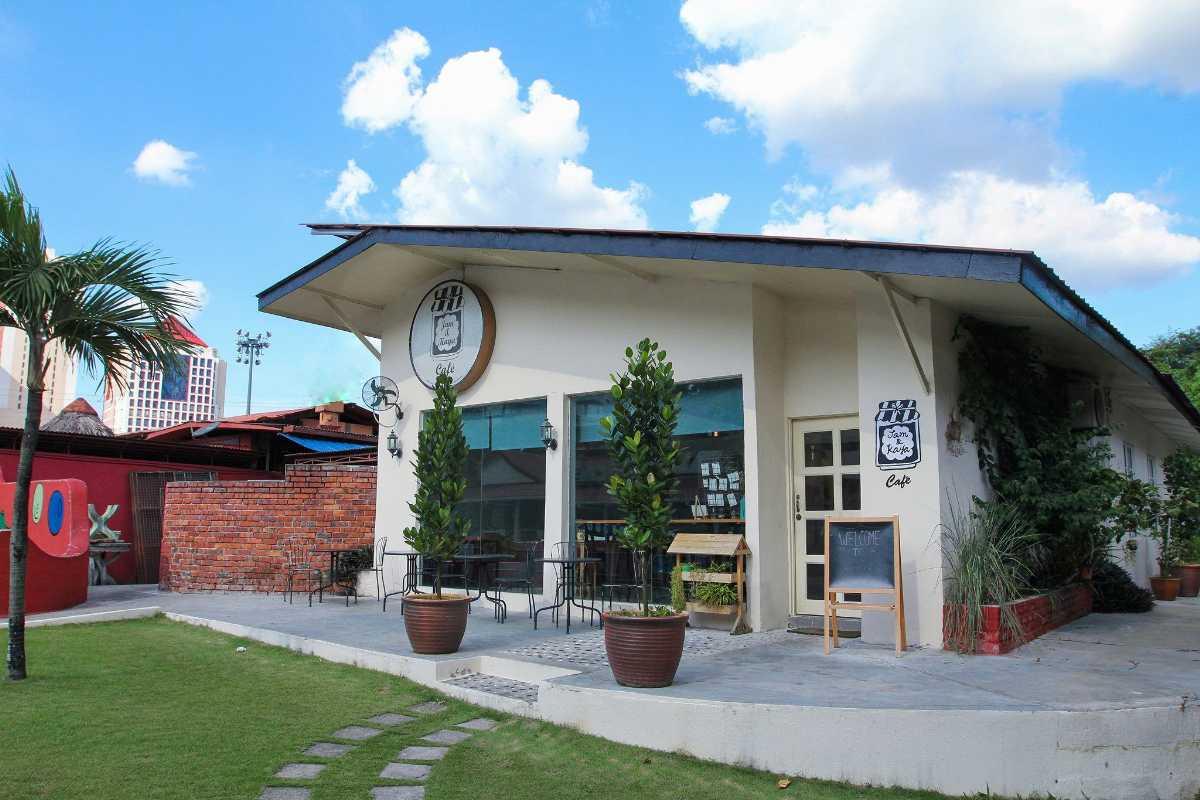 Jim & Kaya Cafe, Kuala Lumpur
