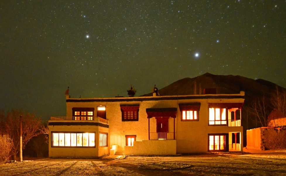 The Ladakhi House