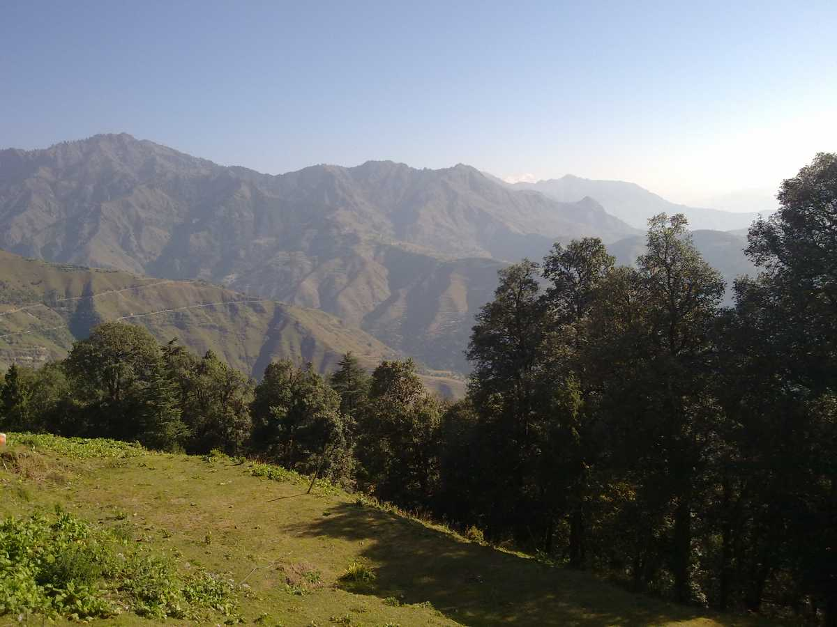Chakrata Panoramic View
